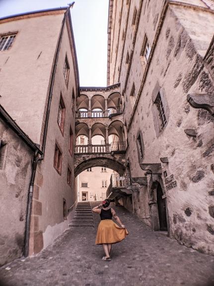 Stockalperschloss Brig Wallis Schweiz