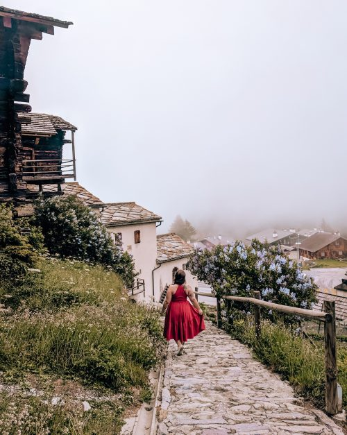Grimentz Val d'Anniviers